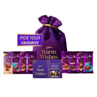Cadbury Gift - Flat 30% GP Cashback + Extra 15% Off Code {Coupon 'JOY15'} On Every Order