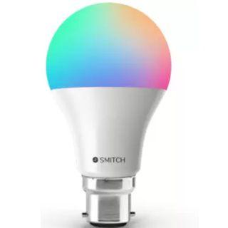 Smitch WI-FI RGB 10W smart bulb at Rs.349