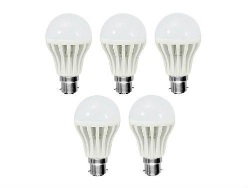 12 Watt LED Bulb-Combo Of 5 Pieces - Best Deal