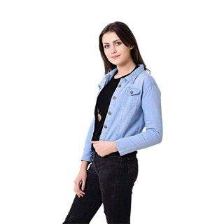 Adiba Women's Self-Design Jacket