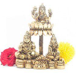 Anciently Lakshmi Kubera Statue