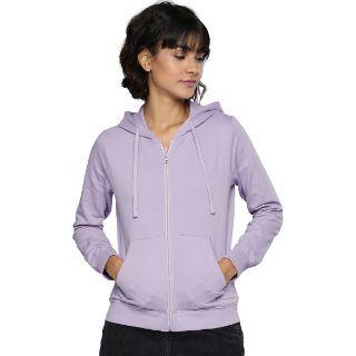 70% Off on Kook N Keech Women Hooded Sweatshirt