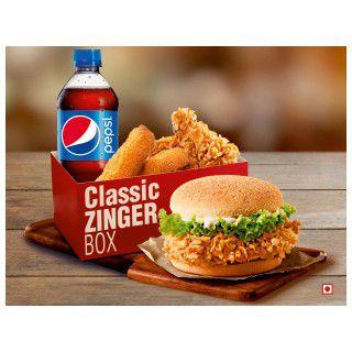 KFC Classic Zinger Box