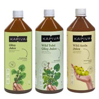 """Buy Kapiva Immunity Max Combo at Rs.1008 + Extra 15% Off Code """"KAPIVA15"""""""