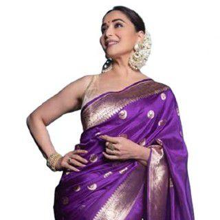 Kanjivaram Soft Silk Saree With Blouse Piece