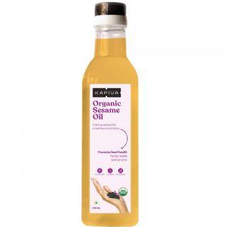Kapiva Organic Sesame Oil