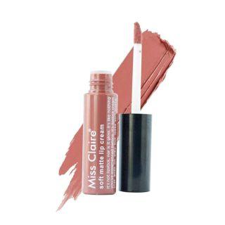 Buy Miss Claire Soft Matte Lip Cream, 58 Pink, 6 g at Best Price