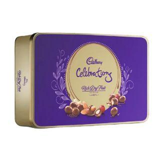 Rich Dry Fruit Chocolate Box