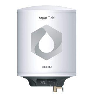 Get 47% off on Usha Aqua Tide 25 Litre 5 Star Digital Storage Water Heater (White)