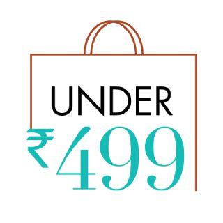 Ajio Budget Day Sale: All Under 499
