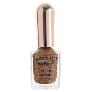 Swiss Beauty SB-MS045 Glitter Nail Polish Shade 01 at Rs.99