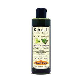 Khadi Natural Herbal Amla Bhringraj Shampoo for Men Women 200ml at Rs.280