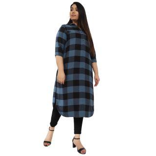 Get Upto 40% off on Plus Size Tunics & XXXL Kurtis