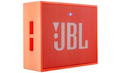 App Only - JBL Go Wireless Portable Speaker - Orange