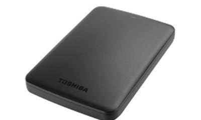App Only - Toshiba Canvio Basic 2 Tb External Hard Disk