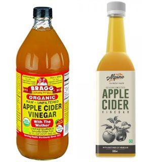 Apple Cider Vinegar Upto 50% Off