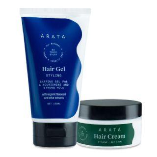 Arata- Hair Styling Combo