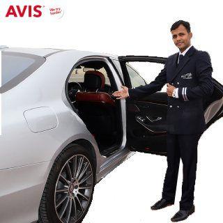 Flat 30% Off on Avis chauffeur drive airport, railway transfer Cab