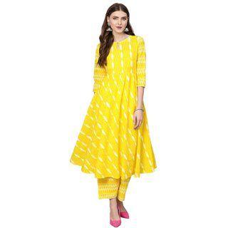 Gerua Women Salwar Suit Set at Rs.820