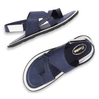 Flat 30% off on Blue Sandals For Men For Men