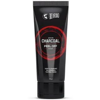 Buy Beardo Activated Charcoal Peel Off Mask at Rs.273(Using Coupon code 'VIBD22')