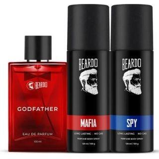 Get Upto 61% Off on Beardo Perfume Body Spray + 22% Off using coupon code 'VIBD22'