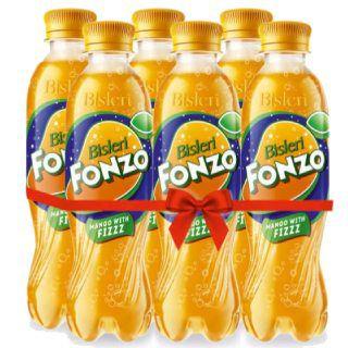 Bisleri Fonzo 250 ml Pack of 6 at Rs.100