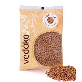 Amazon Brand - Vedaka Popular Black Chana, 1 kg