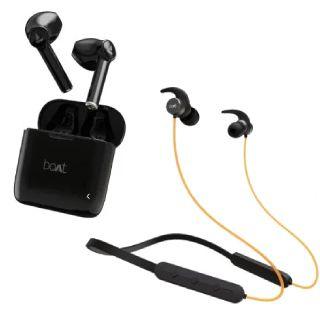 Get Upto 70% Off On Wireless Earphones, Earbuds, Headphones & Smart Watches