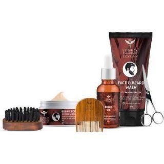 Get 29% off on Bombay Shaving Company 6-in1- Advance Beard Maintenance Kit  {Use coupon 'TRELL15}