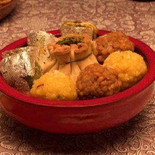 Ellementry offer:Shop Cheri-sh red Terracotta Snack Bowl- large at best Price