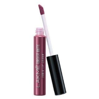 Flat 25% Off on Lakmé Forever Matte Liquid Lip Colour