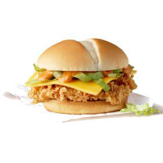 KFC Veg Zinger Burger at Rs. 160 Only