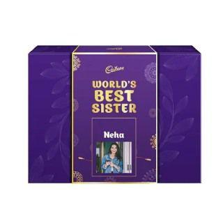 Buy Happy Rakhi Sister's Gift Box at Rs.408 ( After using Coupn 'RAKHI15' & GP Cashback)