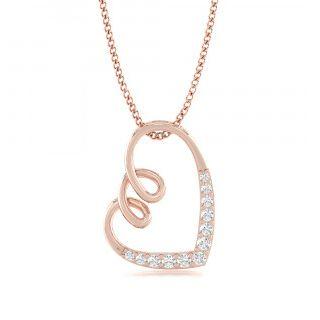 Buy Diamond Pendants Starts at Rs.9715