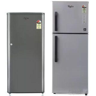 Flipkart Offers on Refrigerators - Upto 50% Off on Single & Double Door Refrigerators + Extra 10% Bank Off