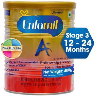 Enfamil Stage 3 (12 - 24 Months) 400 Gram at Rs.715