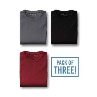 Get Upto 50% off on Men's Plain T-shirt, Starts at Rs.499