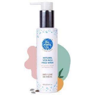 Themomsco Natural Vita Rich Face Wash at Rs.348