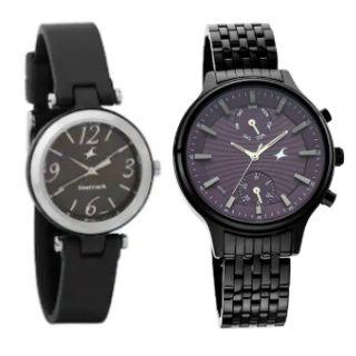 Fastrack Smart & Regular Watches Upto 40% Off