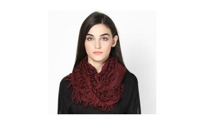 Femella Solid Woolen Women's Scarf