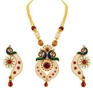 Flat 50% to 80% Off on Women Festive Jewellery