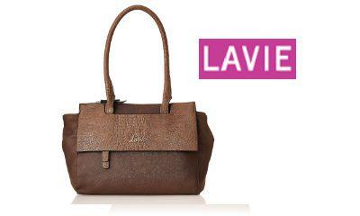 Flat 60% off on Lavie Ladies Hand Bags