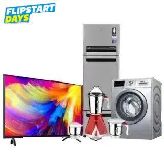 Flipkart Flipstart Days: Upto 80% off  on Fashion, Electronics + Extra 10% off on ICICI Bank Credit Card
