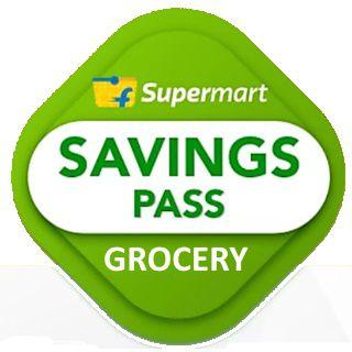 Flipkart Grocery Savings Pass: Buy 3 Months Pass at Rs.119 & Get Benefits of Rs.300
