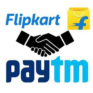 Flipkart Paytm Offer: Get Rs.1000 Cashback in Paytm Wallet