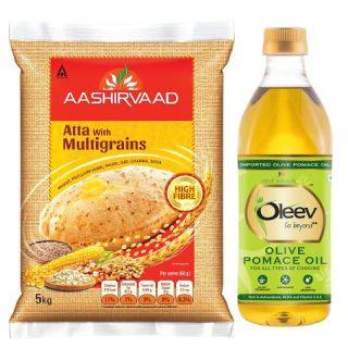 Upto 60% Off on Foodgrains, Oils & Ghee
