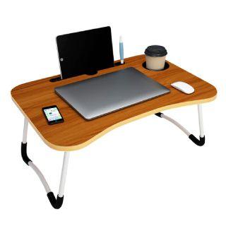 Foldable multi-purpose Laptop table