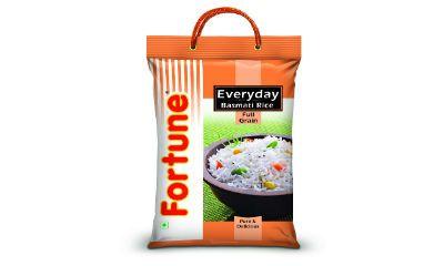 Fortune Everyday Basmati Rice, 5kg + Rs. 200 GV Free
