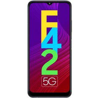 Samsung Galaxy F42 5G at Rs. 17999 + Extra 10% Bank Off